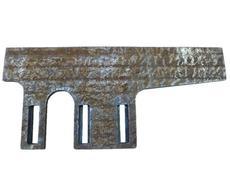 Scraper ASS compound plate
