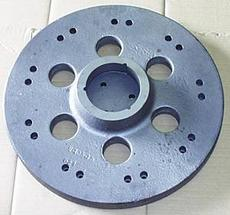 Stirrer disk